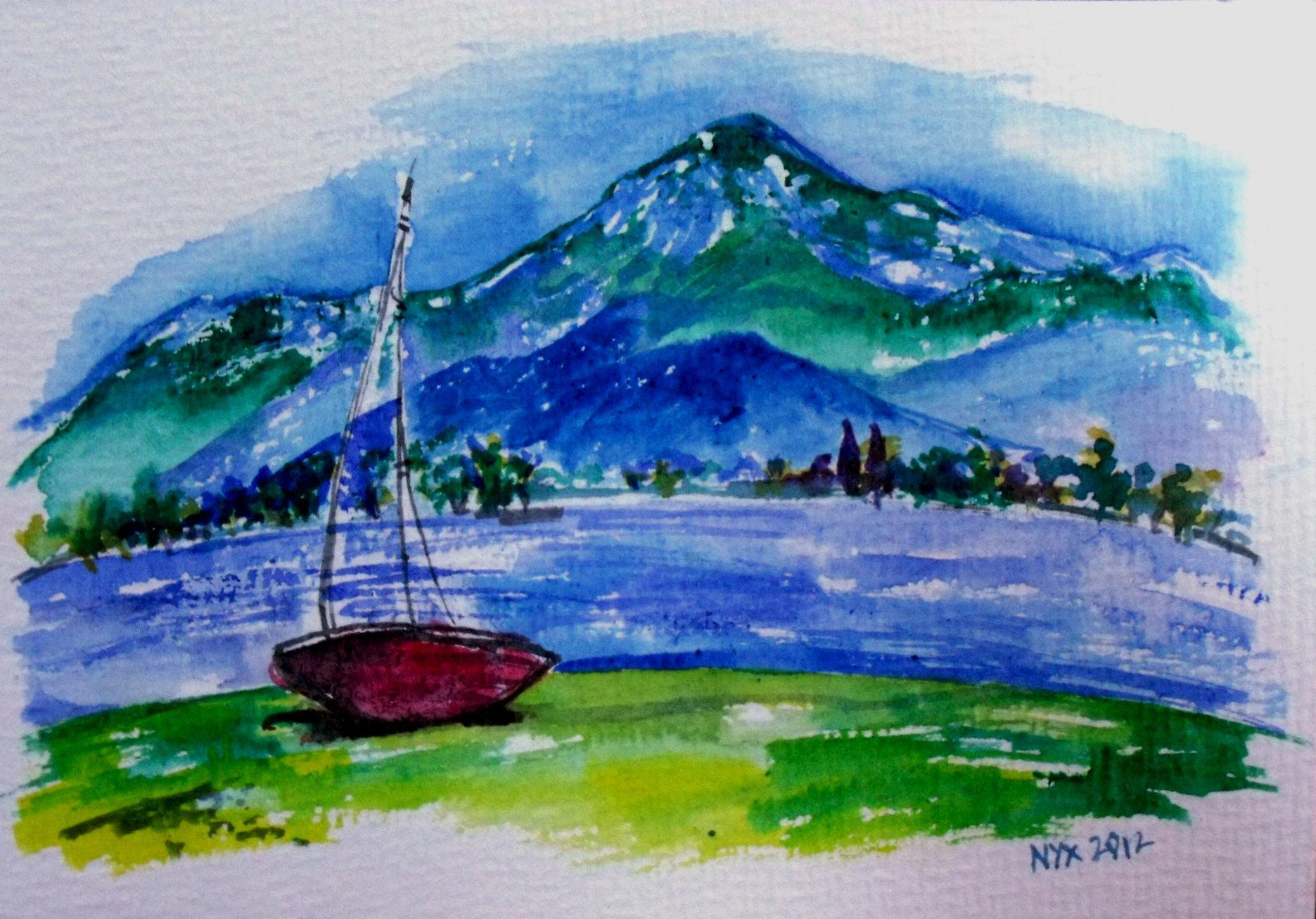 Postcards From Como