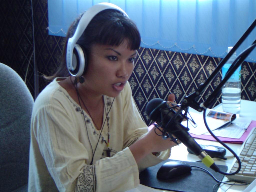Nyx radio host