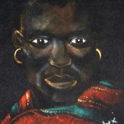 African Art portraits