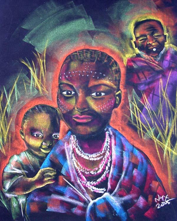 Amazing African art