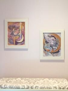 Maia's Wall Art by Nyx