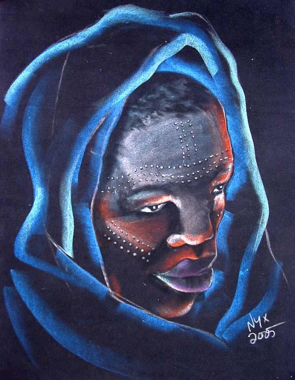 Nyx Martinez portraits