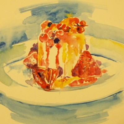 Nyx Martinez Food Art