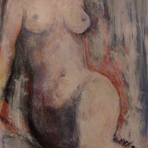 Acrylic Nude Nyx Martinez