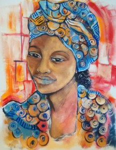 Nyx Martinez Rwanda exhibition