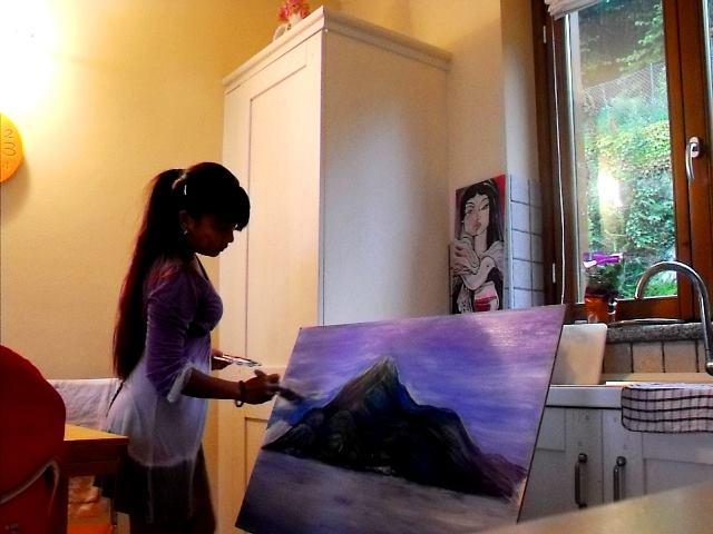 Nyx painter