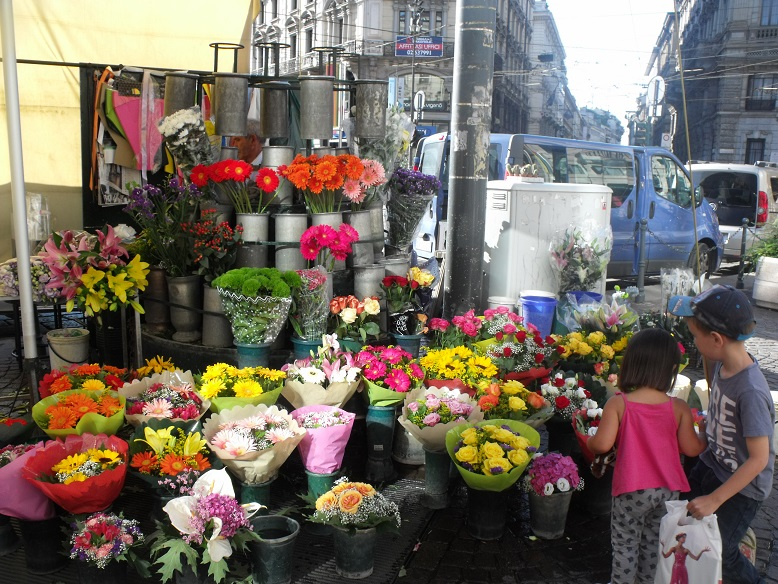 milano flowers