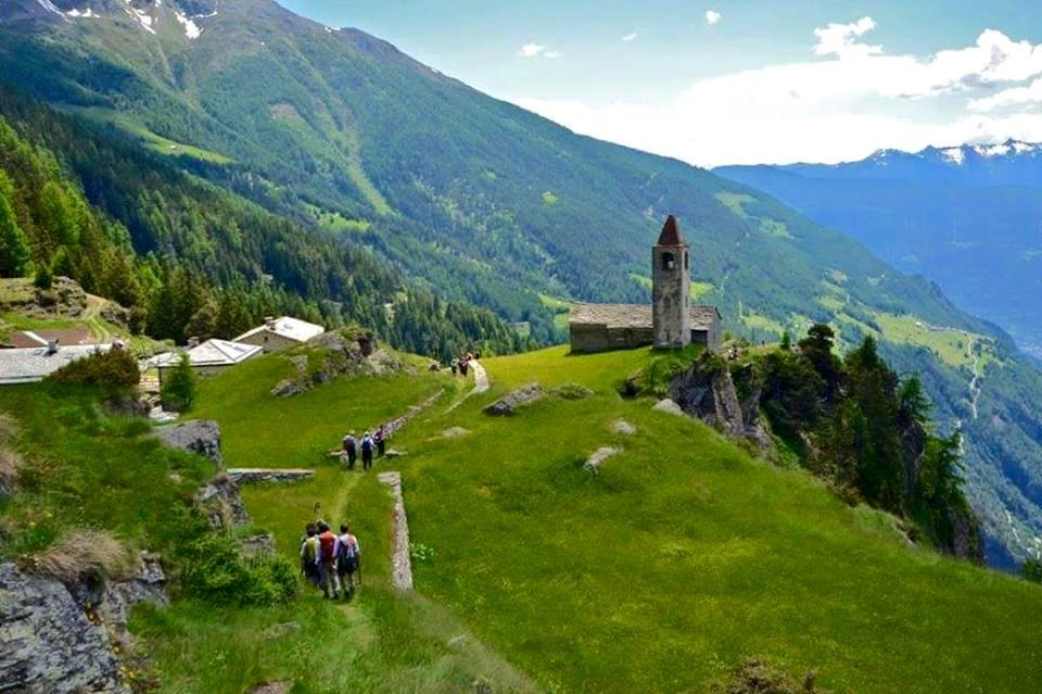 Valtellina hiking