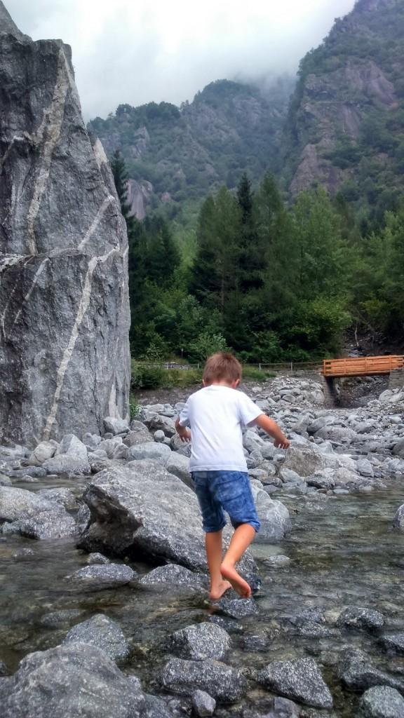 Val Masino Italy