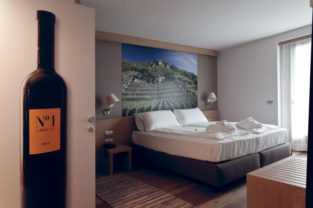 wine hotel valtellina