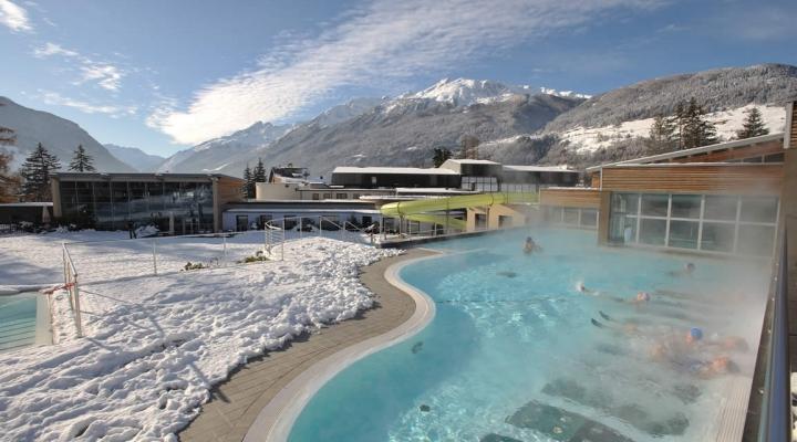 Sun, Steam and Snow: The Thermal Baths of Bormio
