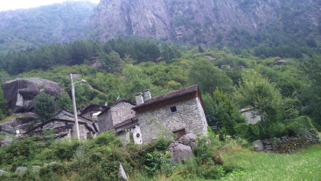 Val Masino house