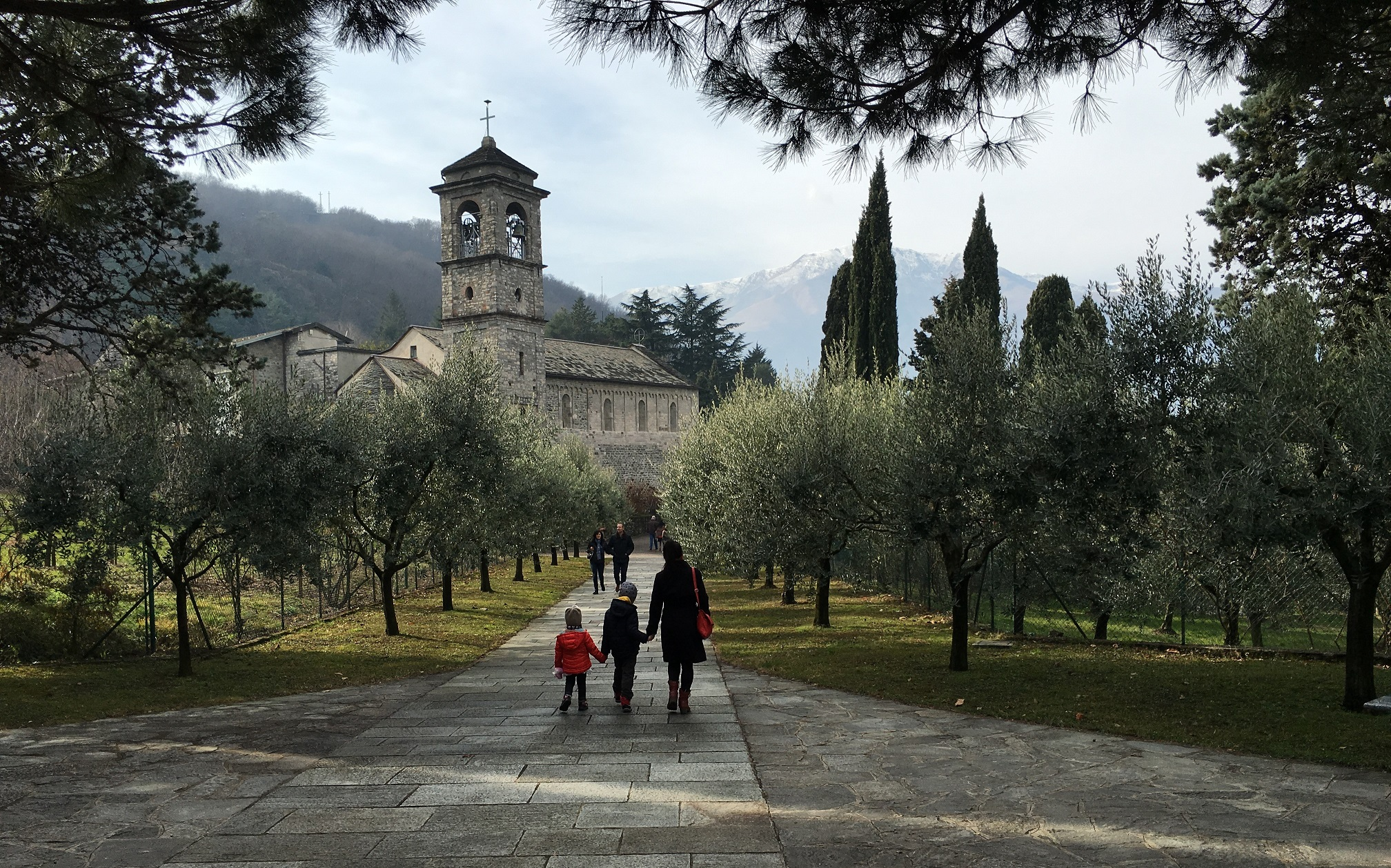 Lake Como in Winter: Budget tips for an Italian Alps holiday