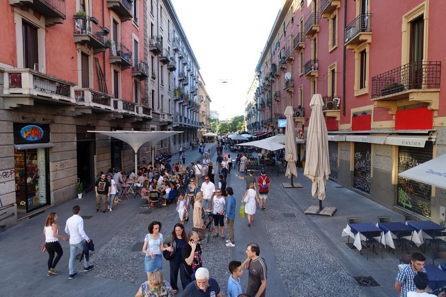 milan street7