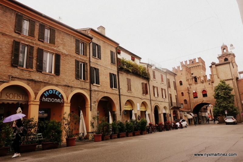 Hotel Nazionale Ferrara