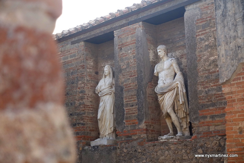 Visiting Pompeii, A City Captured in Time