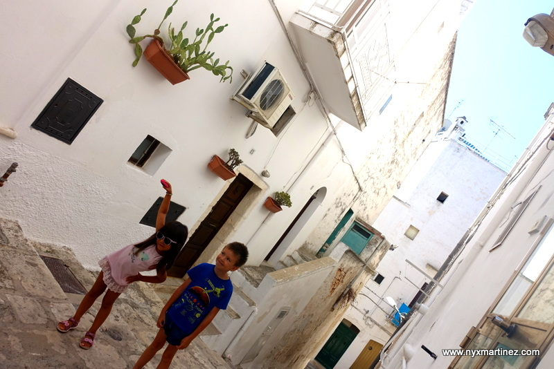 Ostuni Puglia travel