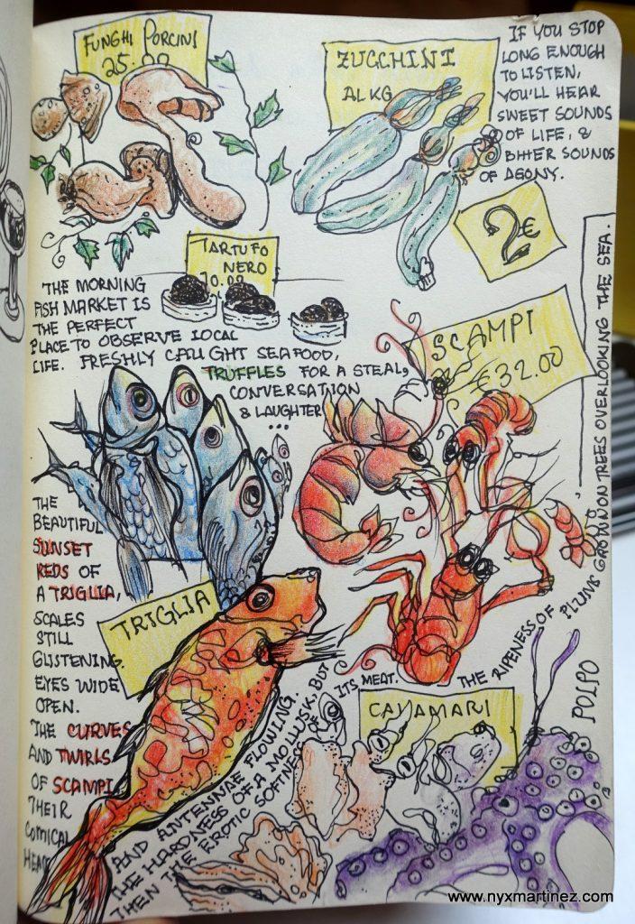 fish market la spezia