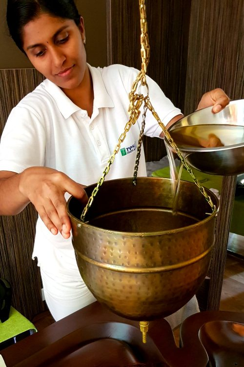 Under Shirodhara's Spell: The Ayurveda Way at Svata Katerina Resort & Spa