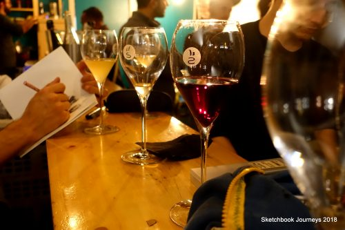 Art and Wine in Milan: Mercoledi al Secco