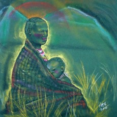 African Art Nyx Martinez