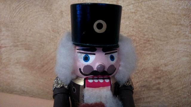 Saxon Nutcracker Man